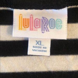 LuLaRoe Dresses - LuLaroe striped dress